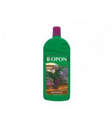 BIOPON - kvapalné hnojivo pre balkónové rastliny - 1 liter