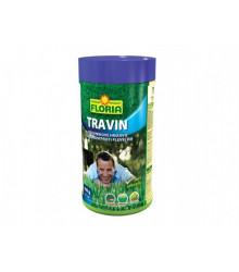 Travin - trávnikové hnojivo proti plevelu - 800 g pre 27 m2