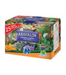 Kristalon pre Vaše izbové rastliny - Praktické balenie - 25 vreciek po 5 g
