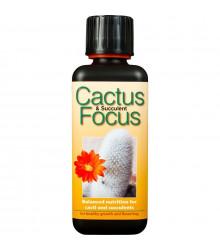 Hnojivo pre kaktusy - Cactus Focus - 300 ml