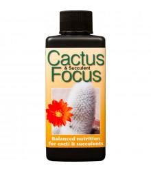 Hnojivo pre kaktusy - Cactus Focus - 100 ml