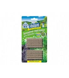 Tyčinkové hnojivo pre Vaše bylinky - 10 ks - hoštické hnojivo