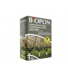 Záhradnícke vápno - BIOPON - 1 kg