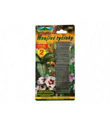 Tyčinkové hnojivo pre izbové a balkónové rastliny - Nohel Garden- 30 ks