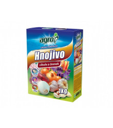 Hnojivo pre cibuľu a cesnak - Agro - 1 kg