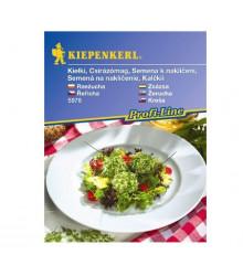 Semená na nakličovanie - Bio žerucha - Kiepenkerl - 60 g