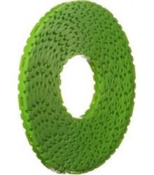 Perforovaná páska - 1 ks - 10 m - zelená