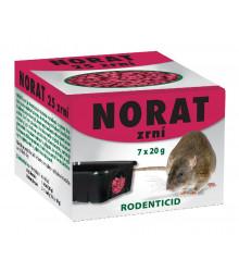 Norat - obilnina - nástraha - 140 g