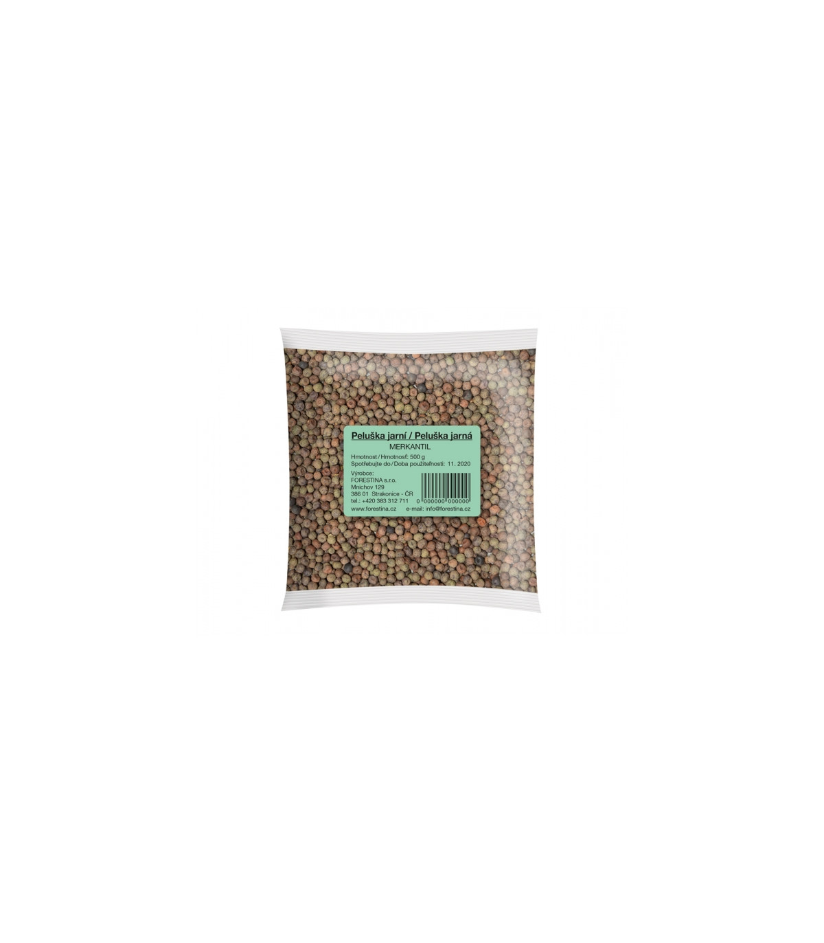 Peluška jarná - Forestina - 500 g