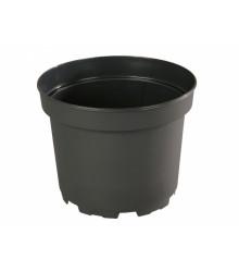Kvetináč Classic čierny - 15 x 11,5 cm - Kvetináče a hrantíky - 1 ks