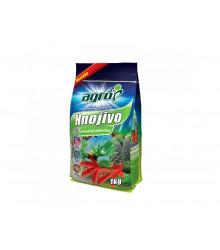 Agro minerálne hnojivo pre Okrasné dreviny a kríky - 1 kg