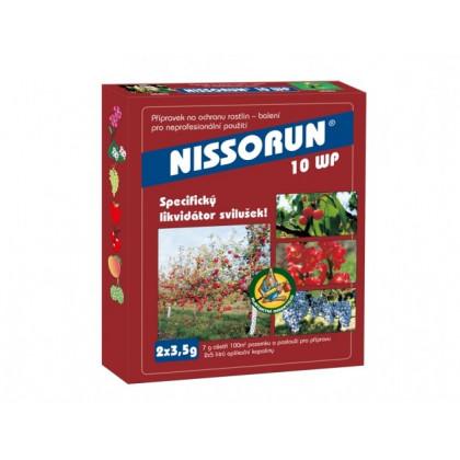 Nissuroun - likvidátor roztočcov - 2 x 3,5 g - 1 ks