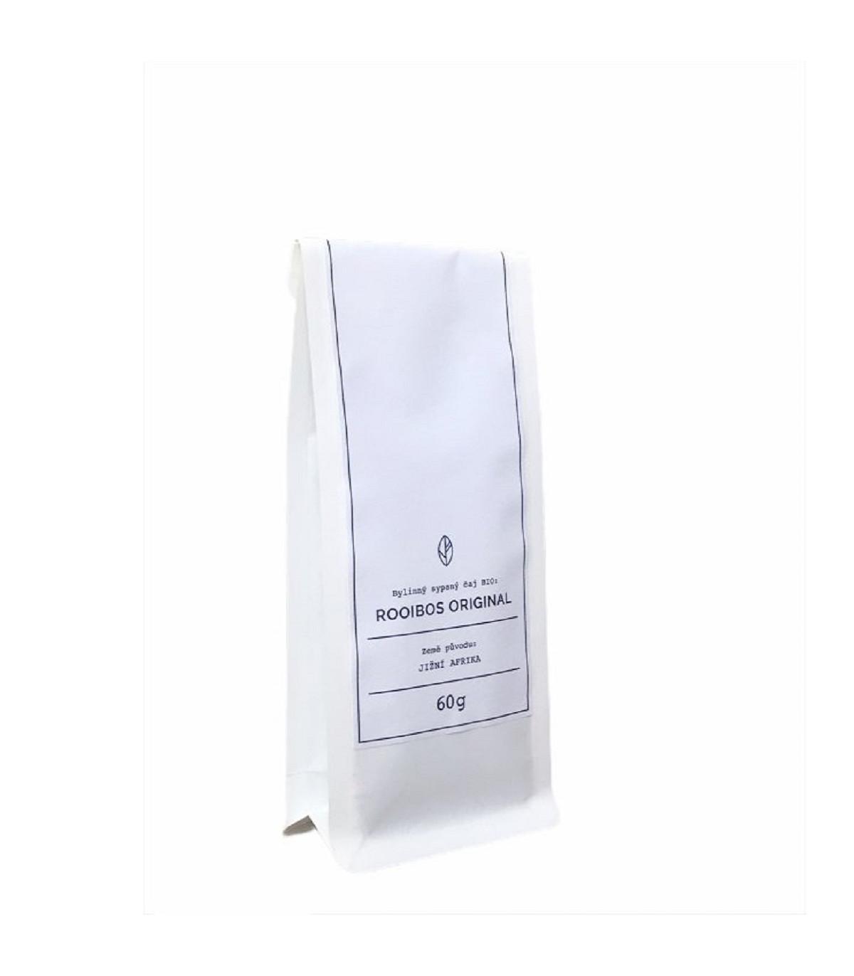 Bio Rooibos Original - Bio kvalita - sypaný čaj - 60 g