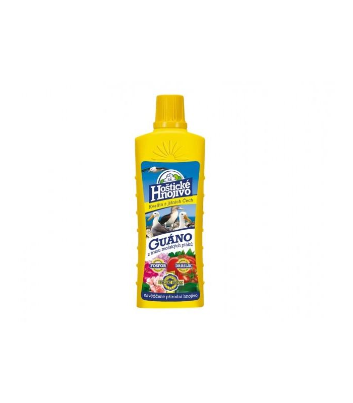 Hoštické hnojivo Guano tekuté - 500 ml