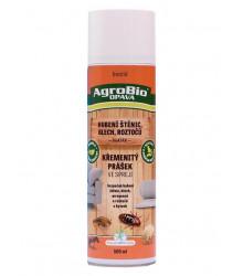 AgroBio - Kremenitý prášok v spreji - bioATAK - 500 ml