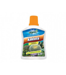 More about Tekuté hnojivo pre kaktusy a sukulenty - Agro - 0,25 l