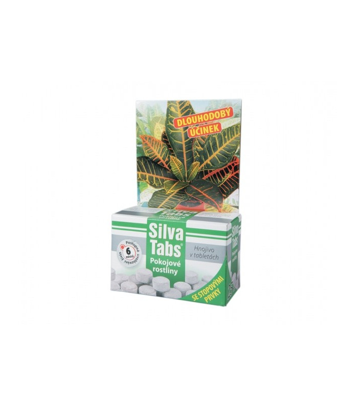 Hnojivo pre izbové rastliny - hnojivo v tabletách - 250 g