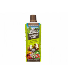Hoštický hnoj kravský - bio tekuté hnojivo - 500 ml